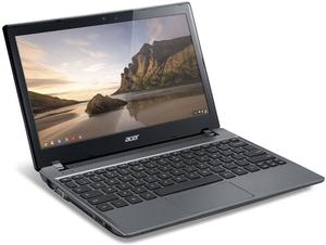 Asus Chromebook C710 Celeron 847, 4GB RAM, 320GB HDD (Refurbished)