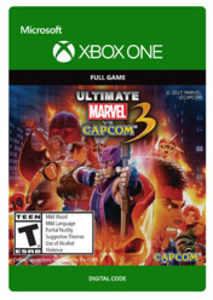 Ultimate Marvel vs. Capcom 3 (Xbox One Download)