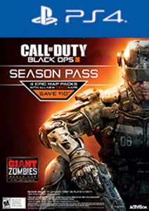 Call of Duty: Black Ops III - Season Pass (PS4 Download)