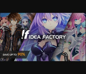 Fanatical Sale: Idea Factory
