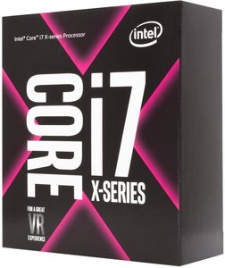 Intel Core i7-7800X Kaby Lake-X Six-Core 3.5 GHz Desktop Processor