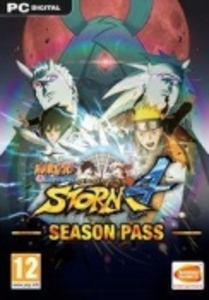 Naruto Shippuden: Ultimate Ninja Storm 4 Season Pass (PC Download)
