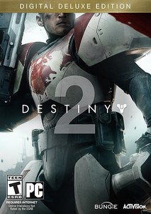 Destiny 2 Digital Deluxe Edition (PC Download)