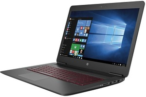 HP Omen 17-w253dx Core i7-7700HQ, 12GB RAM, 1TB HDD + 128GB SSD, GeForce GTX 1050 Ti (Refurbished)