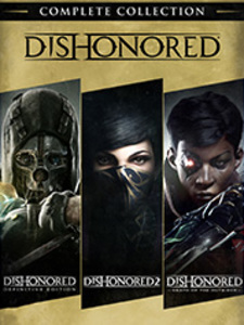 Dishonored: Complete Collection (PC Download)