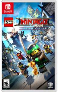 The LEGO Ninjago Movie Video Game (Nintendo Switch)