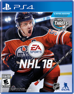 NHL 18 (PS4 Download) - PS Plus Required