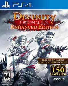 Divinity: Original Sin - Enhanced Edition (PS4 Download) - Requires PS Plus