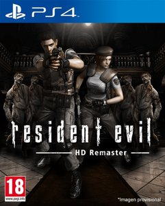 Resident Evil HD Remaster (PS4 Download)