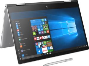 HP Envy x360 Core i7-8550U Coffee Lake, 12GB RAM, 1TB HDD