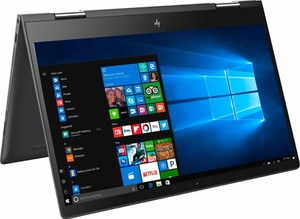 HP Envy x360 AMD FX-9800P , 8GB RAM, 1TB HDD (Refurbished)