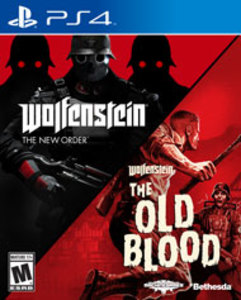 Wolfenstein: The New Order + The Old Blood (PS4 Download)