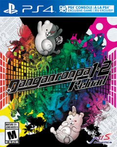 Danganronpa 1•2 Reload (PS4 Download) - PS Plus Required