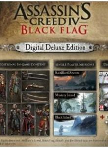 Assassin's Creed IV Black Flag Deluxe Edition (PC Download)