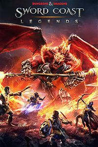 Sword Coast Legends (Xbox One Download) - Gold Required