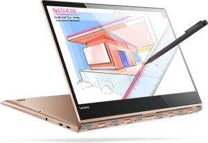 Lenovo Yoga 920-14 80Y70064US Core i7-8550U, 8GB RAM, 512GB SSD, 1080p IPS Touch