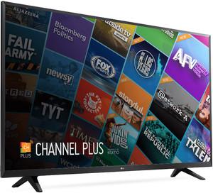 LG 65UJ6200 65-inch 4K Ultra HD Smart TV (Refurbished)