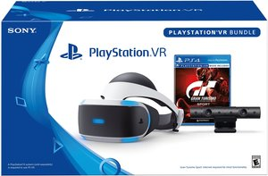 PlayStation VR Gran Turismo Sport Bundle