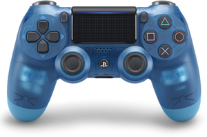 PS4 DualShock 4 Wireless Controller (Blue Crystal)