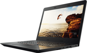 Lenovo ThinkPad E470 Core i5-6200U, 4GB RAM, 500GB HDD