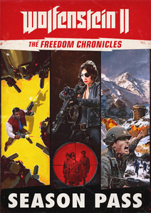 Wolfenstein II: The Freedom Chronicles Season Pass (PC Download)