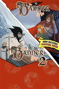 Banner Saga Complete Pack with Survival Mode (Xbox One Download)