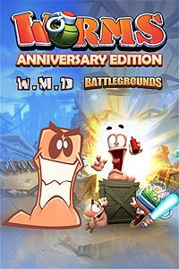Worms Anniversary Edition (Xbox One Download) - Gold Required