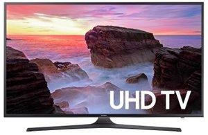 Samsung UN58MU6070 58-inch 4K Ultra HD Smart TV