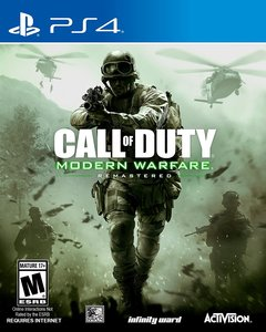 Call of Duty 4: Modern Warfare Remastered (PS4)