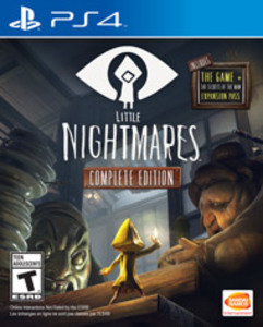 Little Nightmares Complete Edition (PS4 Download)