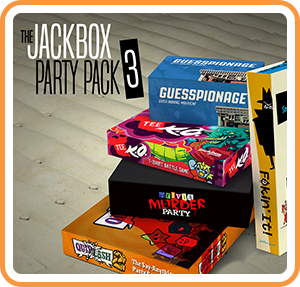 The Jackbox Party Pack 3 (Nintendo Switch)