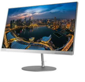 Lenovo L27q 27-inch IPS LED Monitor (Refurbished)