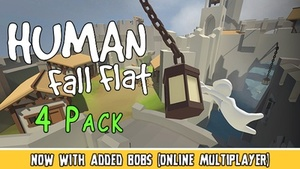 Human: Fall Flat 4 Pack (PC Download)
