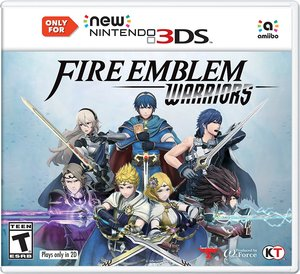 Fire Emblem Warriors (New Nintendo 3DS)