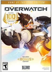 Overwatch Game of the Year Edition (PC DVD)