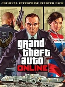 Grand Theft Auto V - Criminal Enterprise Starter Pack (PC Download)