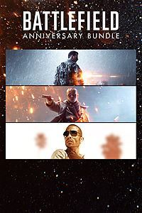 Battlefield Anniversary Bundle (Xbox One Download)