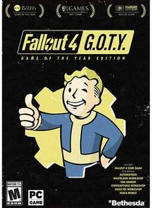 Fallout 4: Game of the Year Edition (PC DVD)