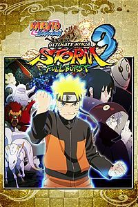 Naruto Shippuden Ultimate Ninja Storm 3 Full Burst (Xbox One Download)