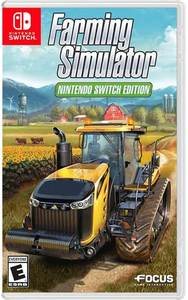 Farming Simulator 17 (Nintendo Switch)