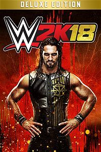 WWE 2K18 Digital Deluxe Edition (Xbox One Download) - Gold Required