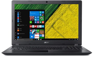 Acer Aspire A315 Core i3-7100U, 4GB RAM, 1TB HDD