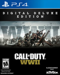 Call of Duty: WWII - Digital Deluxe (PS4 Download)