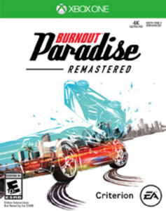 Burnout Paradise Remastered (Xbox One/ Series S/X Download)