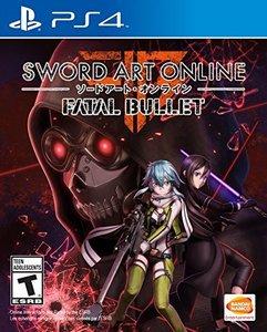 Sword Art Online: Fatal Bullet (PS4 Download)