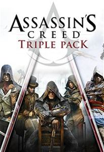 Assassin's Creed Triple Pack: Black Flag, Unity, Syndicate (Xbox One Download)