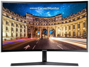 Samsung C27F396 27-inch Curved LED Monitor (Refurbished)