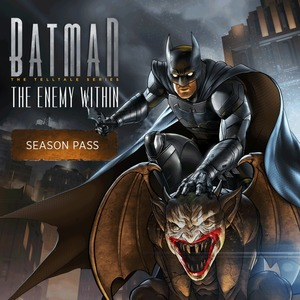 Batman: The Enemy Within - Season Pass (PS4 Download)
