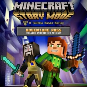 Minecraft: Story Mode - Adventure Pass (PS4 Download)