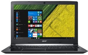 Acer Aspire 5, Core i3-7100U, 8GB RAM, 1TB HDD